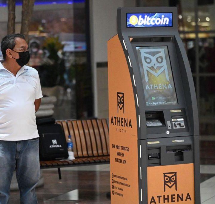 Athena Bitcoin lanza proyecto para pagar salarios en Bitcoin en El Salvador