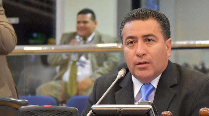 Diputado Cuadra asegura que el presupuesto siempre ha sido desfinanciado