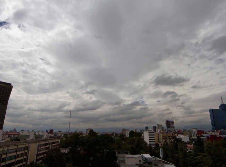 Se esperan lluvias aisladas en zonas altas del país para este viernes