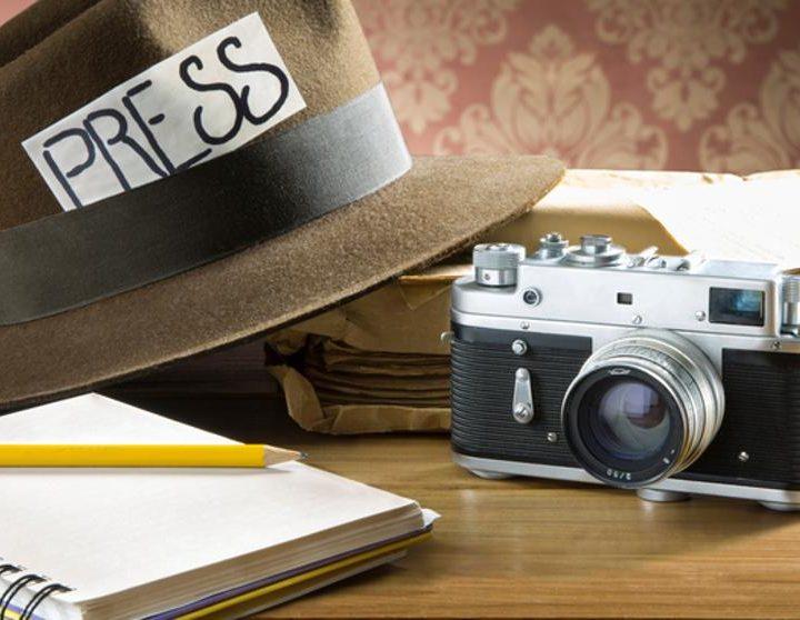 Hoy se celebra el Día Internacional del Periodista