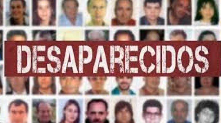 México con más personas desaparecidos de la región latinoamericana
