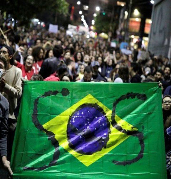 Brasileños desaprueban trabajo de Bolsonaro para los próximos comicios