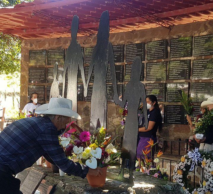 CIDH exige informe al Estado salvadoreño por caso El Mozote tras reforma judicial