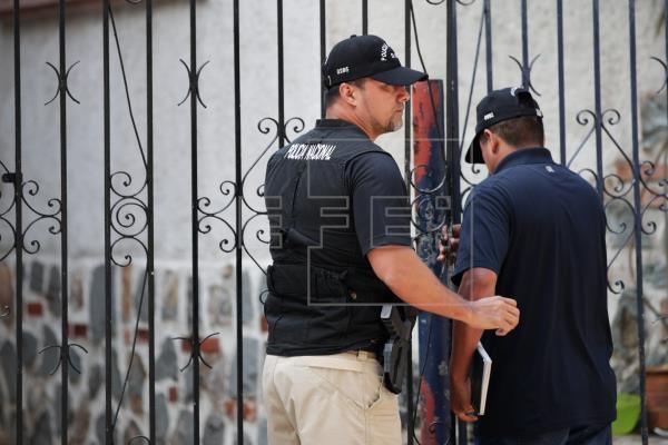 Panamá detiene miembros dedicados al tráfico de personas