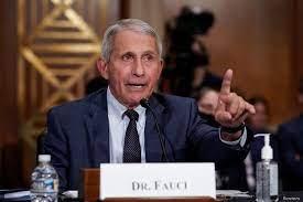 «Supresión del virus Covid será el final de la pandemia»: Dr. Fauci