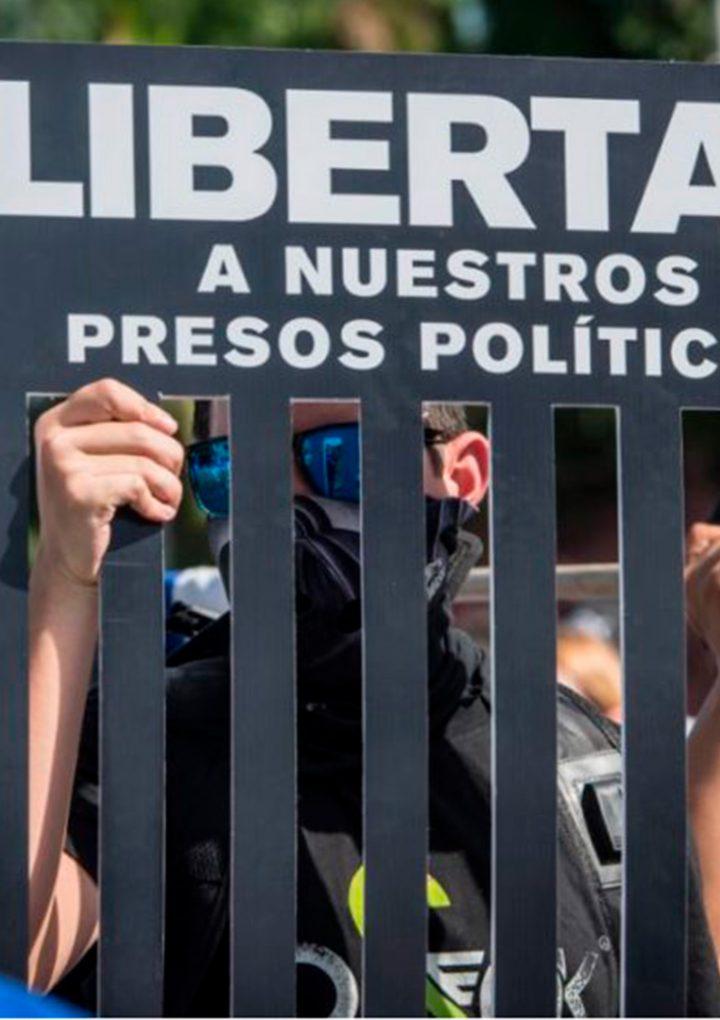 Gobierno nicaragüense lleva 119 días de capturas políticas hasta la fecha
