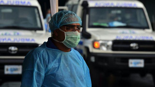 Aumenta cifra de contagios por Covid19 en Honduras
