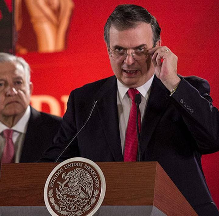 Canciller Ebrard revela que se buscará reformar o reemplazar la OEA