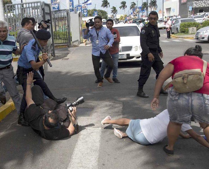 Relatoría de la CIDH concluye que no hay garantías para ejercer la libertad de expresión en Nicaragua