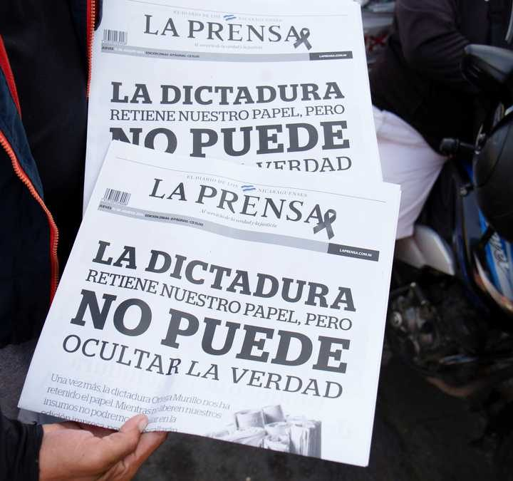 Diario La Prensa despide a periodistas y empleados