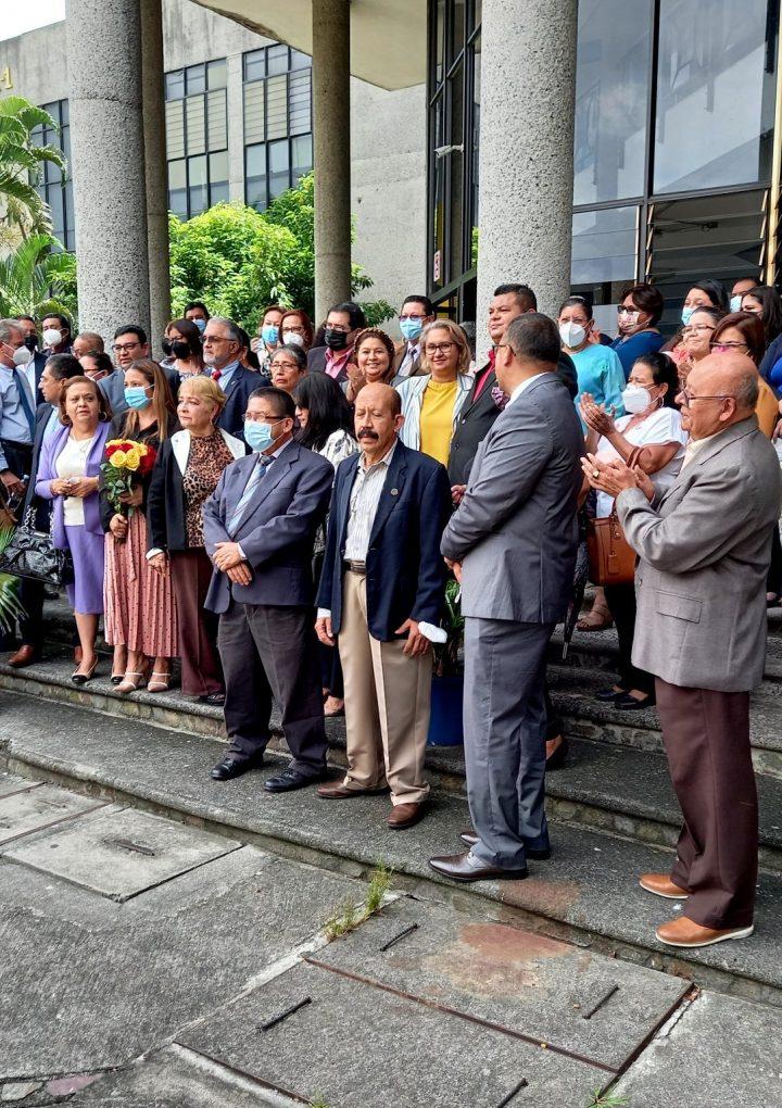 Jueces plantean paro judicial si no se derogan reformas a Ley de la Carrera Judicial