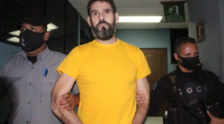 FGR apelará decisión de arresto domiciliar para Muyshondt