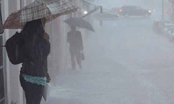 Protección Civil emite alerta estratificada por lluvias