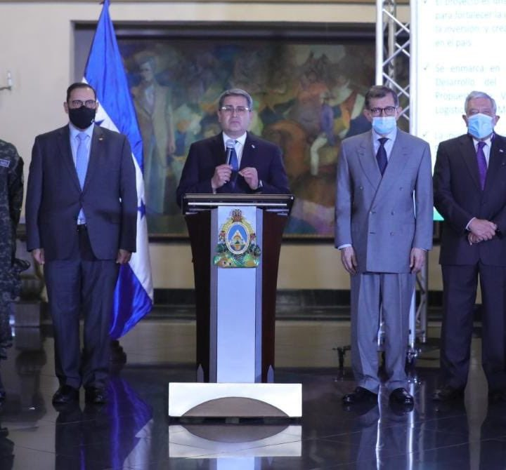 JOH dice estar preparado para defender Golfo de Fonseca