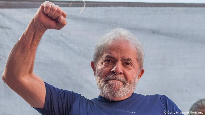 Corte rechazó denuncia contra corrupción de Lula da Silva