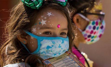 Expertos preocupados por el alza de contagios de Covid19 a niños