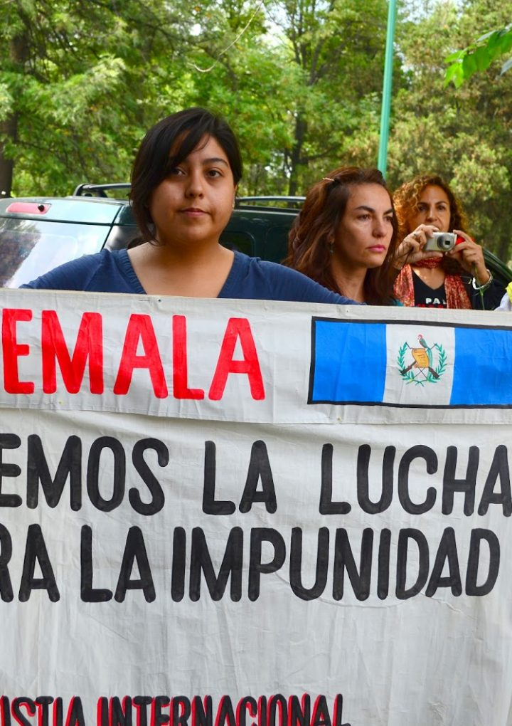 Derechos Humanos se quedan sin presupuesto en Guatemala
