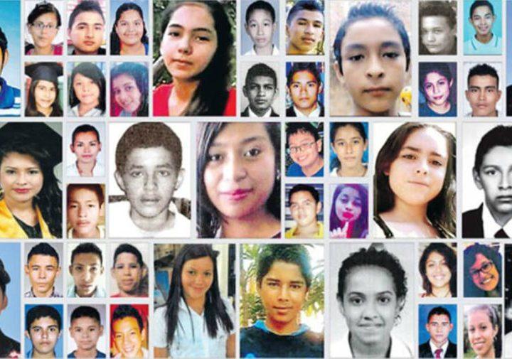 Fiscalía registra al menos 43 niñas desaparecidas en lo que va del año