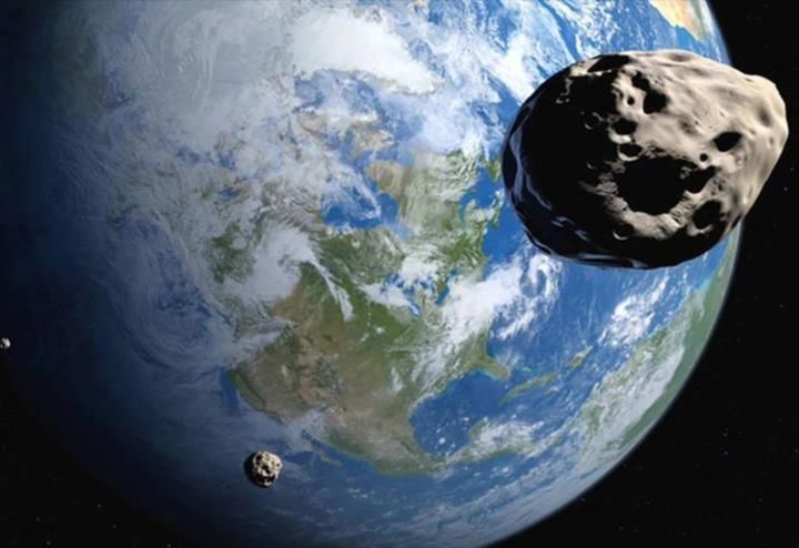 Cuatro asteroides se acercarán este mes a la Tierra