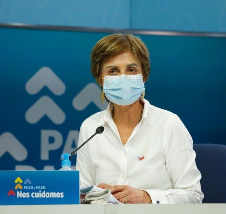 Chile inicia su proceso de refuerzo de vacunación