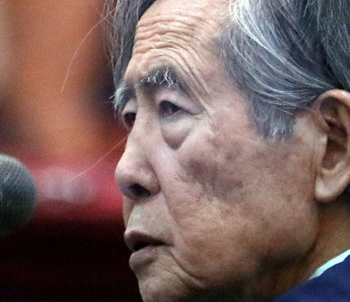 Expresidente Fujimori intervenido a una operación cardíaca de emergencia