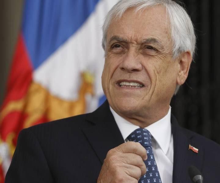 Sondeo público apoya juicio contra Piñera
