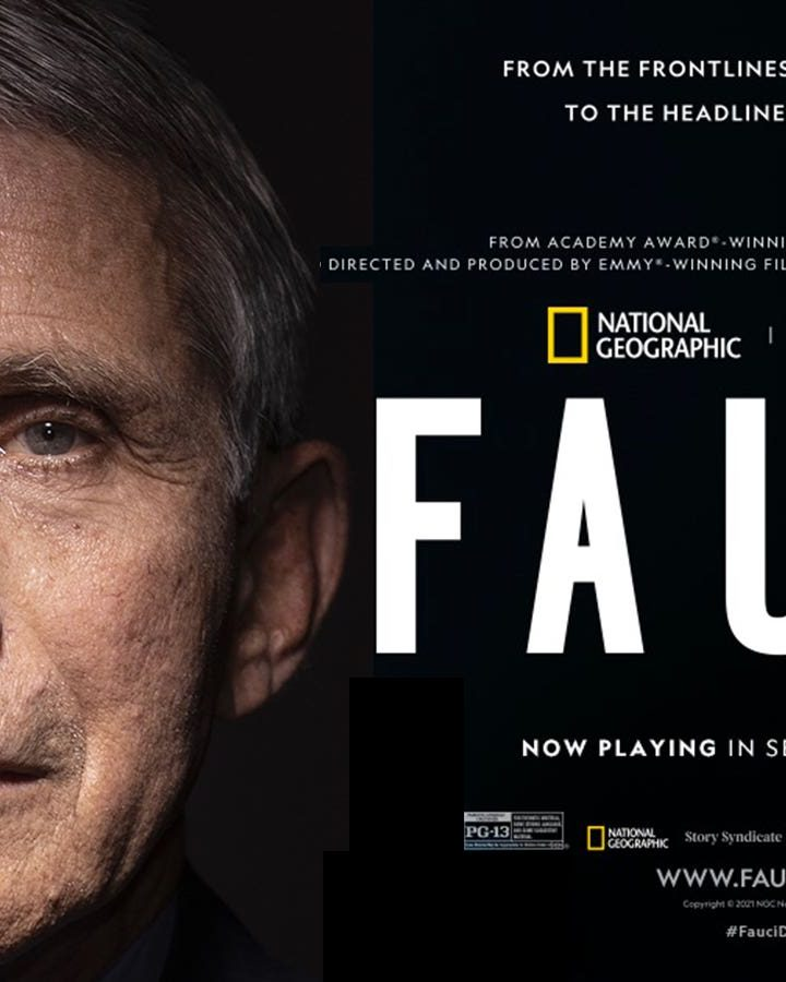 Documental sobre Fauci fracasa ante audiencias